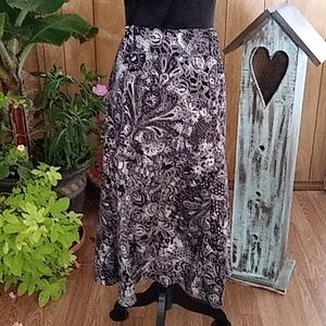 CHRISTOPHER&BANKS SKIRT SZ 8